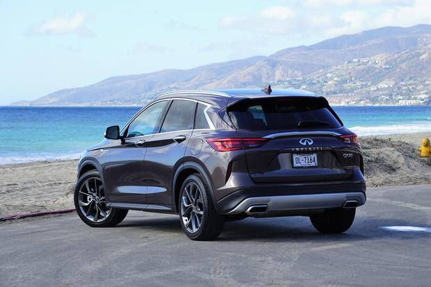 Infiniti expects the QX50 to become its biggest-selling nameplate in Canada.