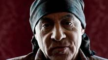 Actor and musician Steven Van Zandt poses for a photo at the Royal Alexandra Theatre in Toronto, on Tuesday, August 6, 2013. Van Zandt is promoting The Rascals: Once Upon A Dream, a show that reunites the 1960s four-man band. Van Zandt produced and directed the show, on stage at the Royal Alexandra Theatre in Toronto, August 13-25. (Galit Rodan/THE CANADIAN PRESS)