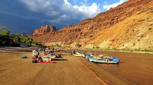 "This summer Dvorak's Expeditions is offering a ""Kids Go Free"" promotion on its week-long Green River rafting trip that follows the path of Butch Cassidy?s Wild Bunch"