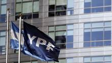 Argentina's drive to seize control of leading energy company YPF from Spain's Repsol appealed to many Argentines. (Marcos Brindicci/Reuters)