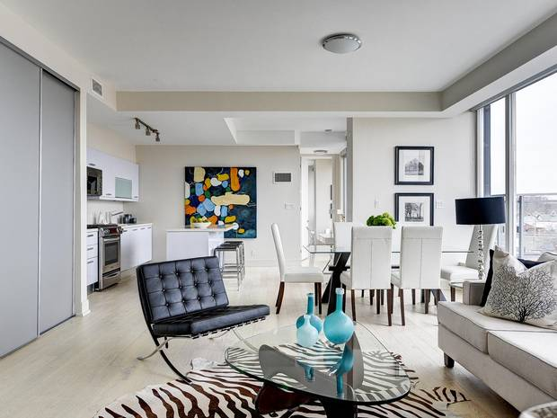 Home of the Week, 799 College St., unit 502.