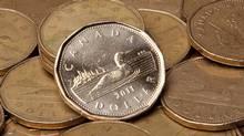 Canadian dollars. (JONATHAN HAYWARD/THE CANADIAN PRESS)