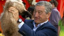 "Robert De Niro in a scene from ""Little Fockers"""