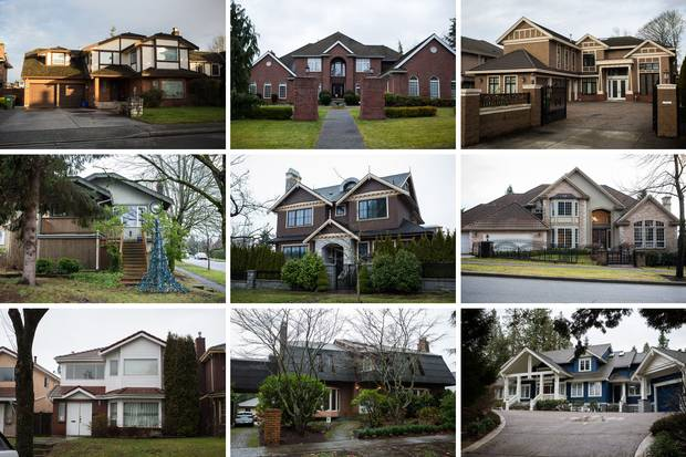 These are nine of the 45 properties where The Globe and Mail investigated lending processes that drug dealers can use to invest and launder their money, and reap tidy profits in return – all without actually owning any of the properties involved.