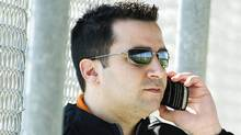 Toronto Blue Jays general manager Alex Anthopoulos is preparing for Monday's winter meetings in Dallas. File Photo: THE CANADIAN PRESS/Nathan Denette (Nathan Denette/CP)