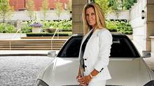 Dee Dee Taylor Eustace is now driving her third Mercedes-Benz car. (Fernando Morales/The Globe and Mail)