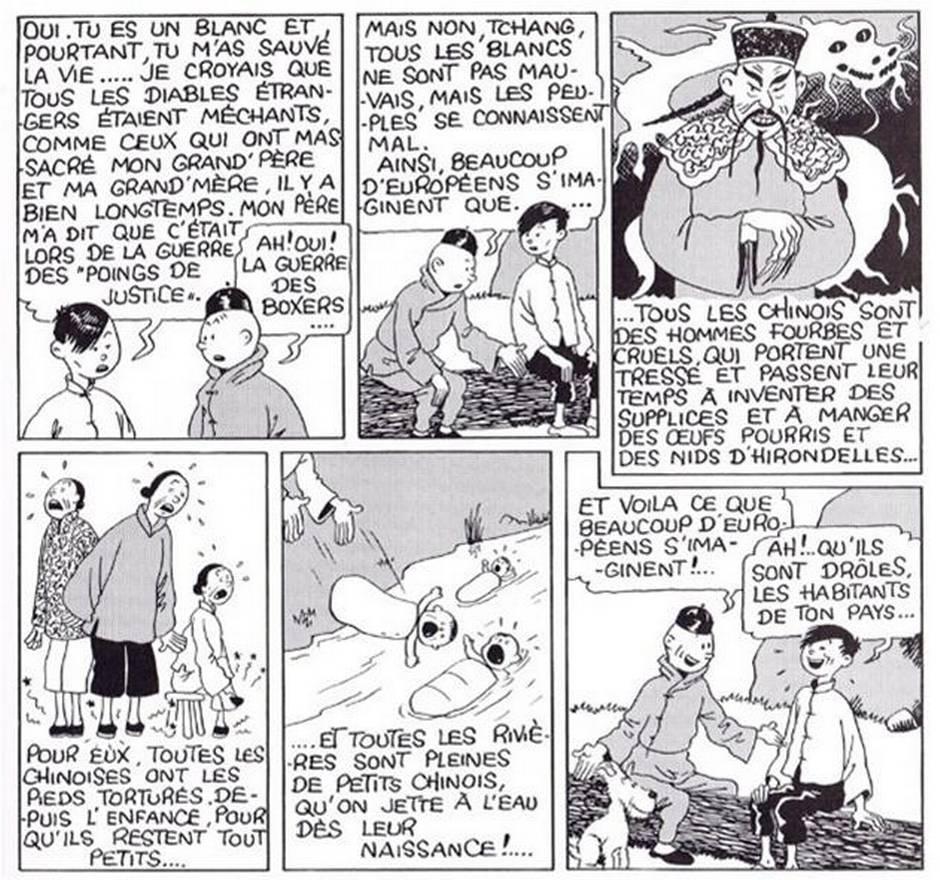 Is Tintin racist? Uproar in Winnipeg opens new chapter in