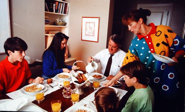 The Mulroney family gathers for breakfast: 'My parents weren't always around, but I knew they wanted to be,' Ben Mulroney says.