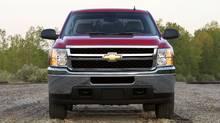 Chevrolet Silverado (General Motors)