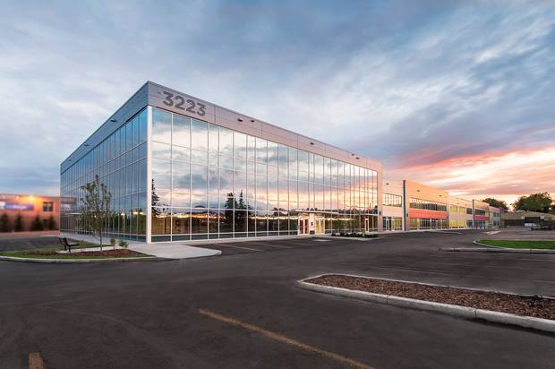 In Calgary's Meridian/Franklin area, the Nexus Business Centre was the city's top-selling industrial condo in 2015 and has attracted local businesses seeking new, modern, class-A commercial space in a well-located area.