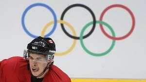 Sochi: Crosby Quietly Confident