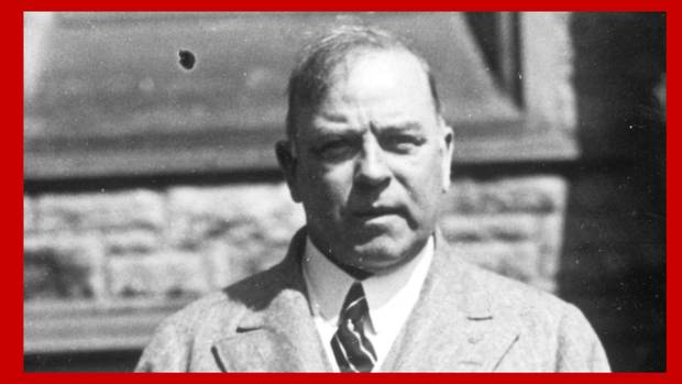 <p>William Lyon Mackenzie King</p>