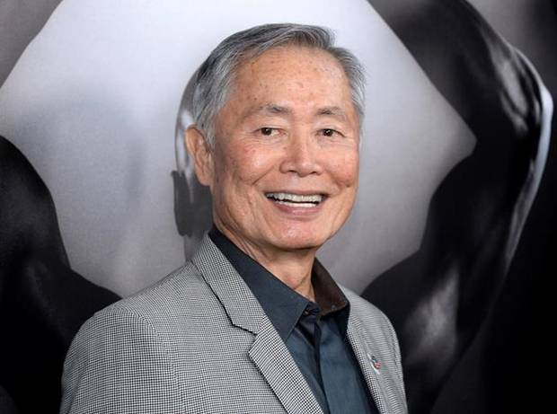 March 15, 2016: George Takei attends a film premiere in Los Angeles.