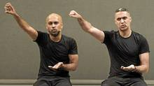 Akram Khan and Nitin Sawhney (ELLIOTT FRANKS/Elliott Franks)