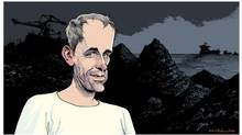 Kevin Washbrook. (ILLUSTRATION BY DAVID PARKINS FOR THE GLOBE AND MAIL)