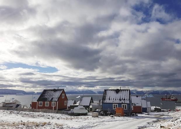 Qaanaaq, Greenland.