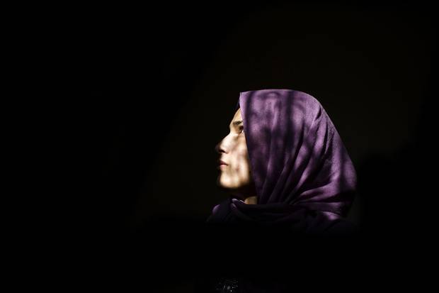 Baraa, an 18-year-old Syrian refugee, is now divorced from the 23-year-old man she was married to when she was 15. She says her husband beat her with pipes, burned her with cigarettes and forced her to work on the land.