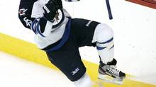 Winnipeg Jets forward Mark Scheifele (file photo) (JOHN WOODS/THE CANADIAN PRESS)