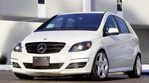 Mercedes-Benz B200 ($29,900): The B has been a key piece in the Mercedes push to become the No. 1 premium brand in Canada. Very practical.