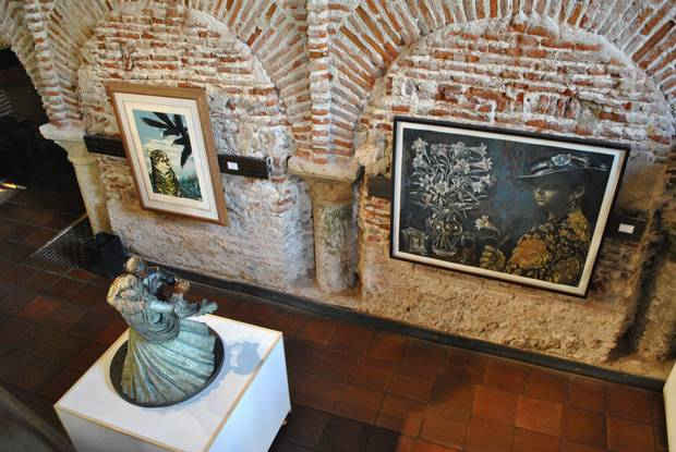Cartagena's Museum of Modern Art