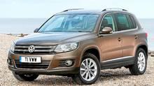 2012 Volkswagen Tiguan (Volkswagen)