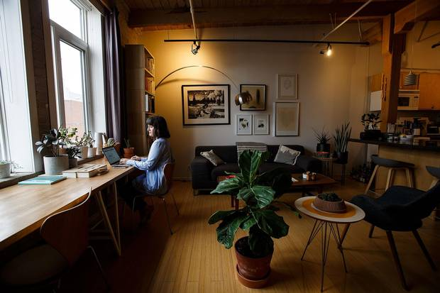 Industrial Innovation How To Retrofit A Warehouse Office Into A Beautiful Live Work Space The