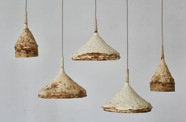 The Ultimate Sustainable Furniture Mushroom Lamps And Flax
