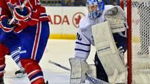 AHL Toronto Marlies goaltender Jussi Rynass (file photo) (TSGphoto.com/Toronto Marlies)