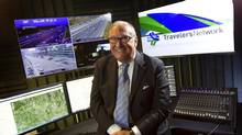 Pelmorex CEO Pierre Morrissette says the new PointCast system is a quantum-leap enhancement in providing relevant and accurate weather information for Canadians. (Peter Power/The Globe and Mail)
