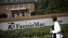 Fannie Mae sued nine of the world's largest banks on Thursday, accusing them of colluding to manipulate interest rates and seeking more than $800-million of damages. (JASON REED/REUTERS)