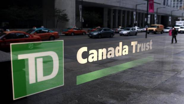 1. Toronto-Dominion Bank. 2011 Profit: $5.89-billion (MARK BLINCH/REUTERS)