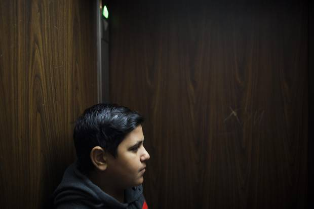 When his family arrived in Canada, a landlord – who was also Muslim – told Mike his legal name, Abdulqader, might be difficult for other children to pronounce and suggested he go with something else. And so Mike chose Mike.