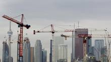 Class A commercial office buildings are in high demand in Canada's major urban centres. And in Toronto they will command a premium price, at least until a rush of towers comes onto the market in 2014 and 2015. (Peter Power/The Globe and Mail)