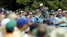 Tiger Woods (David J. Phillip)