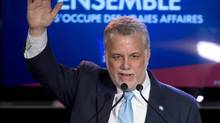 One of the most pressing issues facing Quebec's incoming premier Philippe Couillard is jump-starting the province's economy. (JACQUES BOISSINOT/THE CANADIAN PRESS)