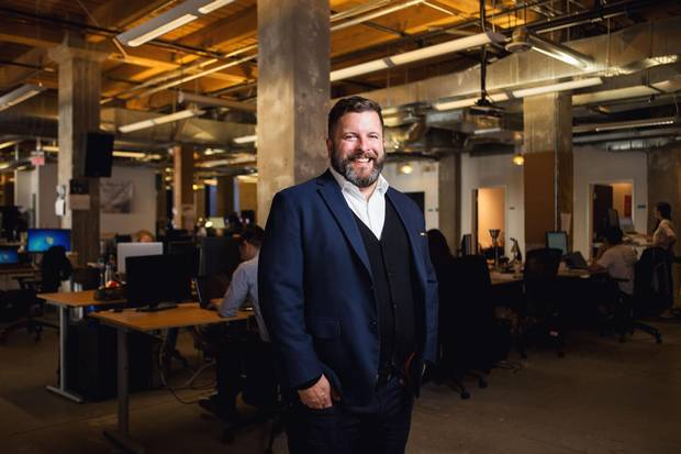 Rakuten Kobo Inc. president and chief executive officer Michael Tamblyn: 'As a Canadian company going against [one of] the largest e-commerce [companies] in the world, we have had to do our share of bobbing and weaving.'