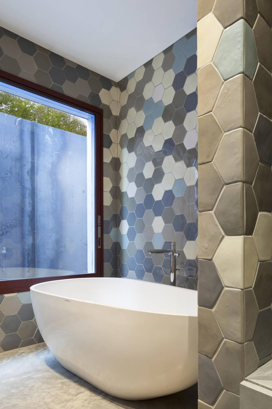 How tile can become the design star of a home the globe and mail how tile can become the design star of a home dailygadgetfo Choice Image