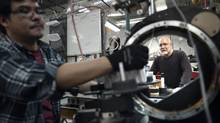 Plitron Manufacturing (Fred Lum/The Globe and Mail)