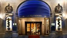 Le Meridien King Edward Hotel in Toronto