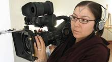 Alethea Arnaquq-Baril, 35, is a filmmaker who is Based in Iqaluit.