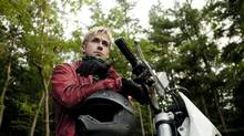 Ryan Gosling in The Place Beyond the Pines.