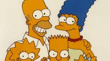 The Simpsons. 1989. (Twentieth Century Fox)