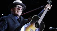 Elvis Costello is performing at Massey Hall. (Denis Balibouse/Reuters)