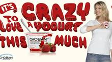 Greek yogurt's rise from niche dairy curiosity to mega-seller is a triumph of marketing. The product, which is strained through cheesecloth to produce a thicker, creamy yogurt, has been around for centuries. But the marketing push is new. (Chobani/Chobani)