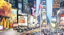 New York's Broadway. (Thinkstock)