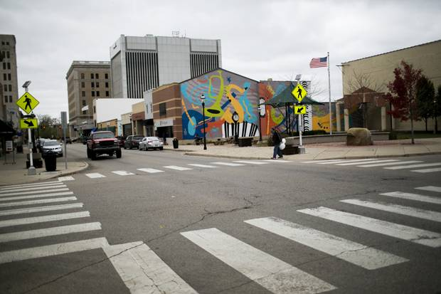 Middletown is trying to rebrand its downtown core as a hub for arts and entertainment.