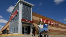 Metro grocery store chain struck a deal with Target to operate pharmacies within its Quebec stores, starting in 2014 (Peter Power/The Globe and Mail)