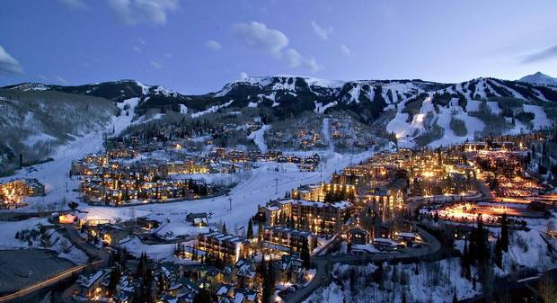Among Aspen Skiing Co.'s holdings is Snowmass in Colorado.