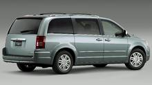 2008 Chrysler Town & Country (Chrysler)