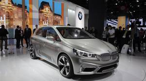BMW's Active Tourer concept